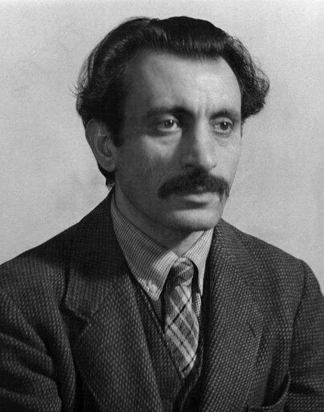 Arshile Gorky -Archives of American Art, via Wikimedia Commons