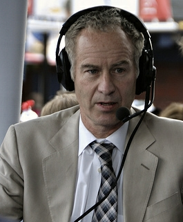 John McEnroe (original photo:by Charlie Cowins [chascow]; courtesy Flckr/Creative Commons