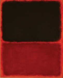 An alleged Mark Rothko sold by the Knoedler Gallery for $8.3 mm, and thereafter disavowed by the purchaser as fake