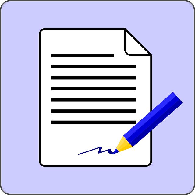 contract image- public domain