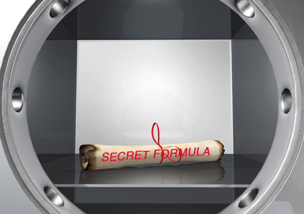 Trade-Secrets-Demystified Secret Formula-in-Vault