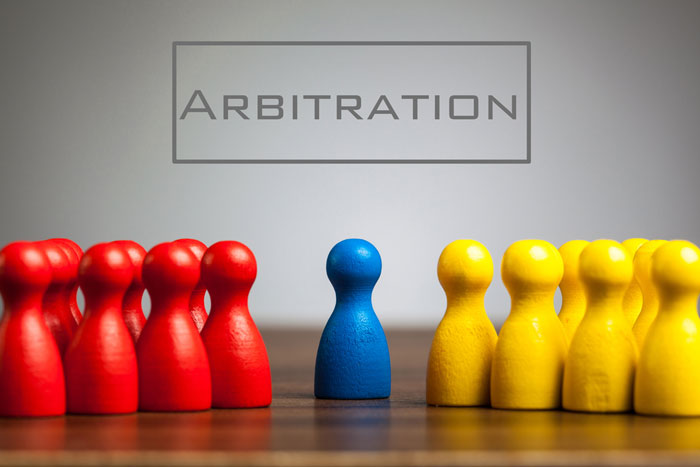 Some Perspective on Arbitration