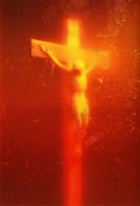 Andres Serrano's Piss Christ