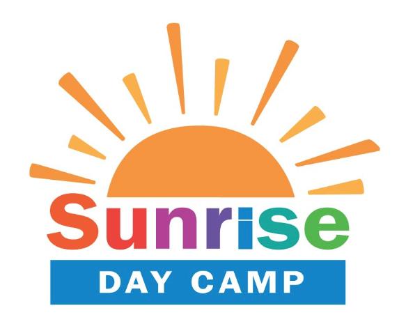 Sunrise day Camp Logo