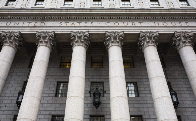 Commercial-Litigation-Attorneys Wasser-Russ-NY Courthouse