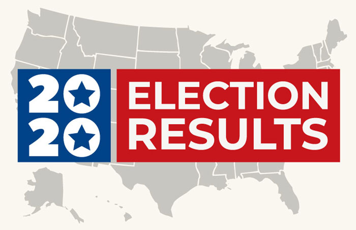 Cannabis legal News November 2020 Election-results-US-Map