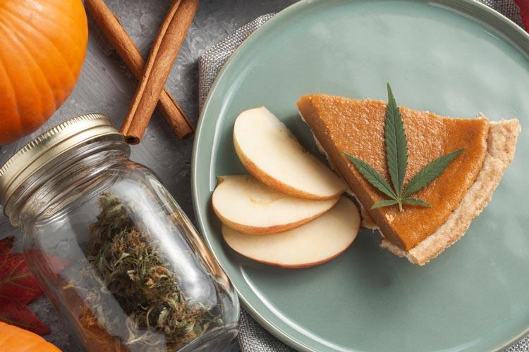 Cannabis and Pumpkin Pie